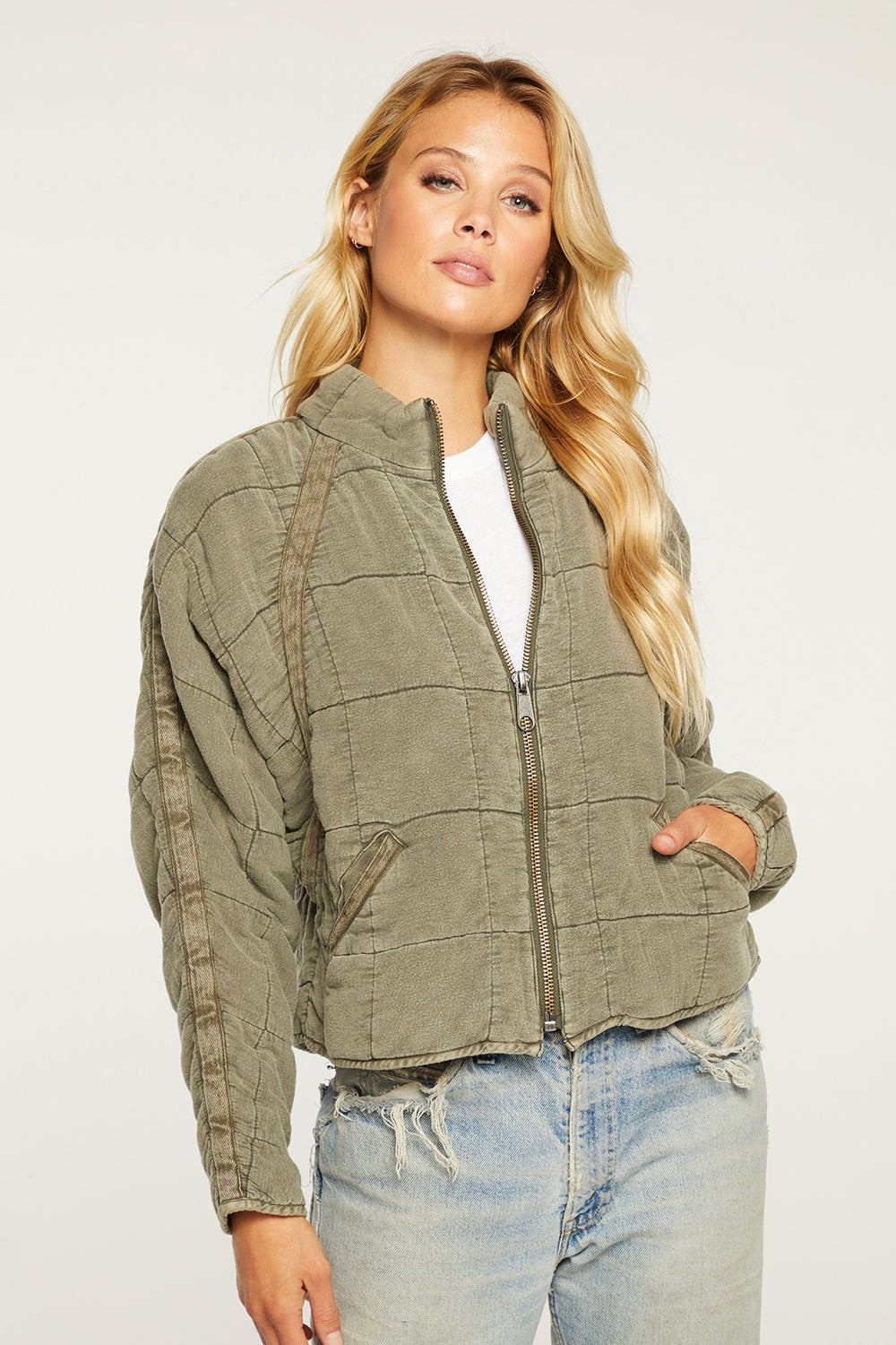 Chaser Quilted Heirlooms Jacket