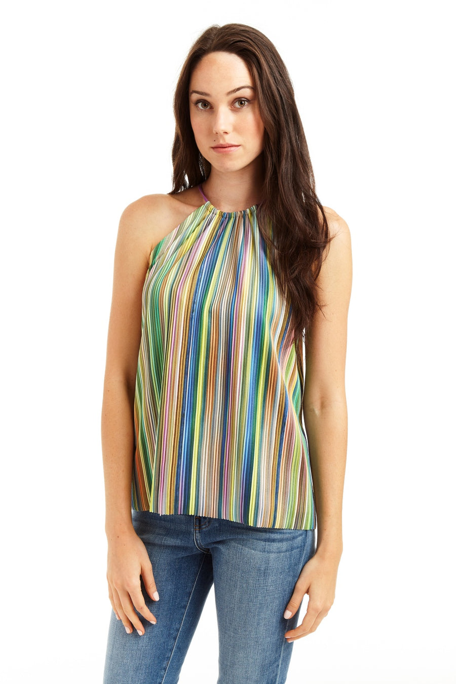 Drew Alina Striped Top