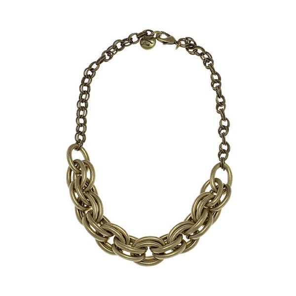 Avantgarde Chic Necklace