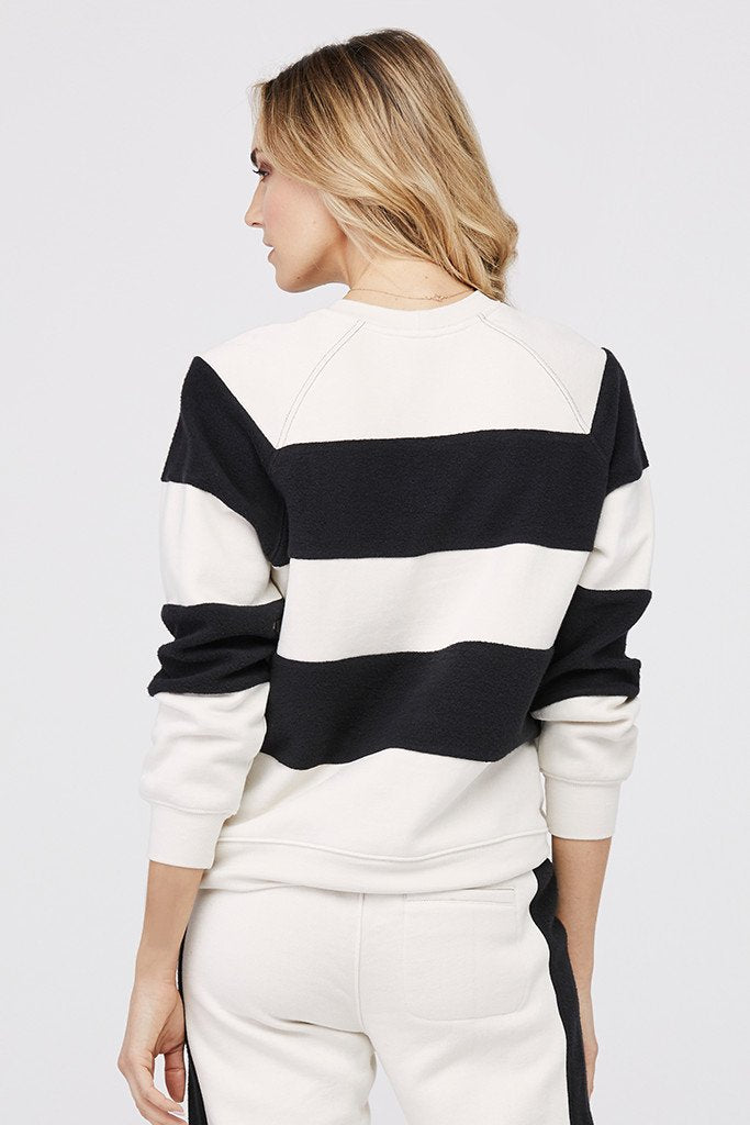 David Lerner Erin Fleece Pullover