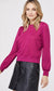 David Lerner Victory Puff Sleeve Top