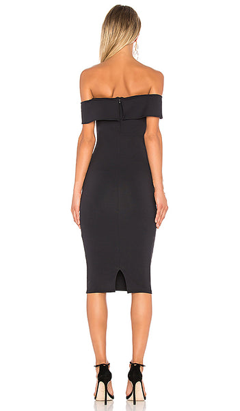 Donna Mizani Thalia Midi Dress