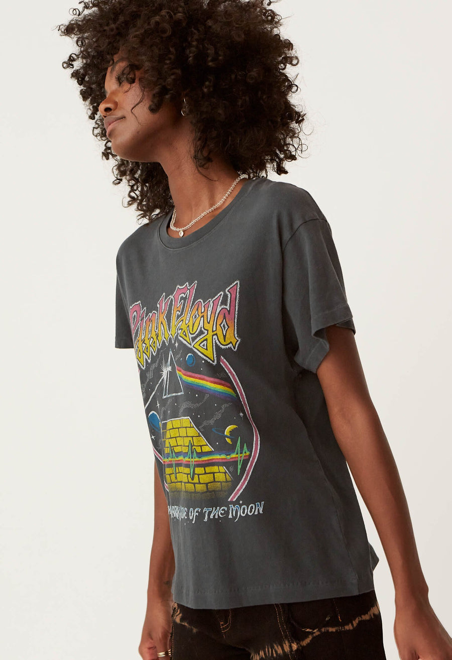 Daydreamer Pink Floyd Dark Side Pyramid Tee
