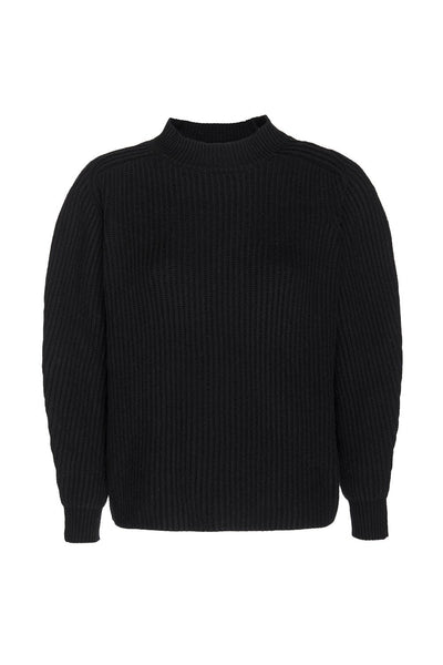 Misa Dominique Sweater in Black