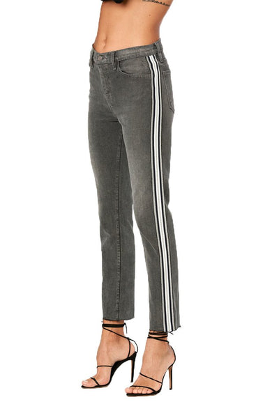Etienne Marcel Athletic Stripe Jeans