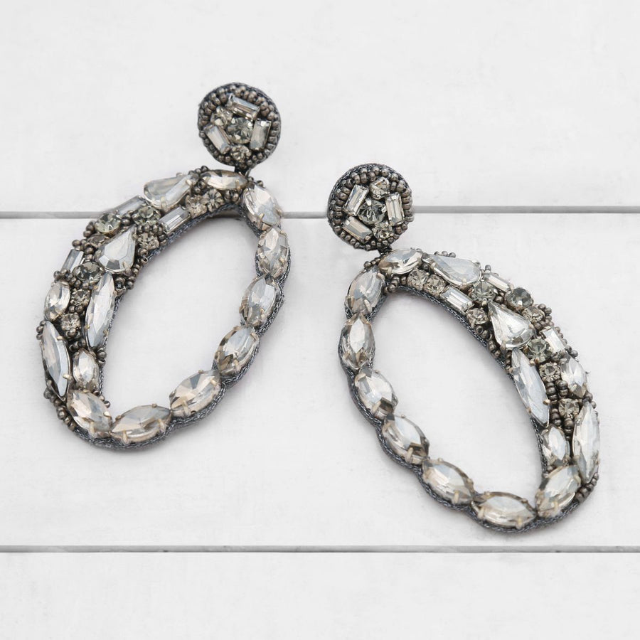 Deepa Gurnani Freida Earrings
