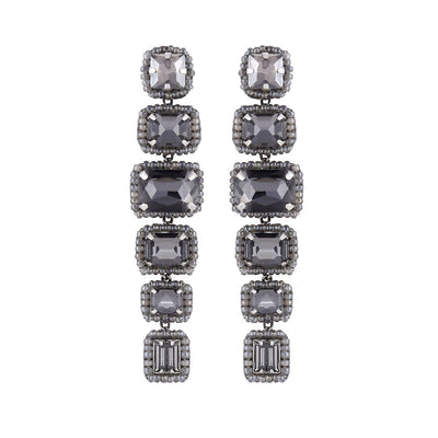 Deepa Gurnani Bree Earrings