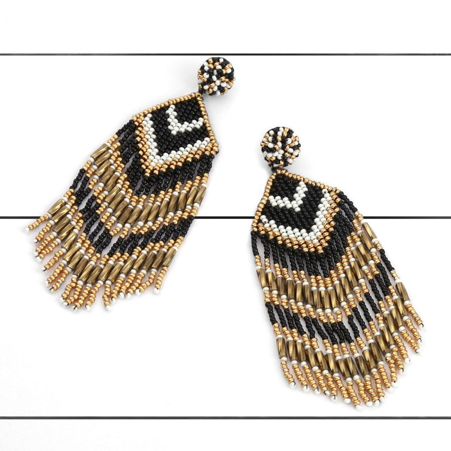 Deepa Gurnani Franny Earrings