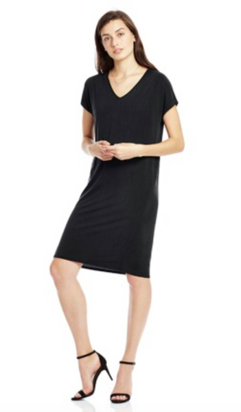 Ecru Easy Dolman Dress - Estilo Boutique