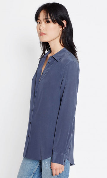 Equipment Essential Top in Blue Mood