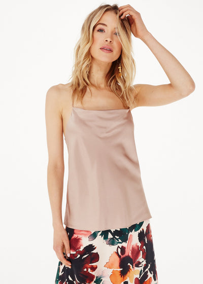 Cami NYC Aggie Rose Dust Top