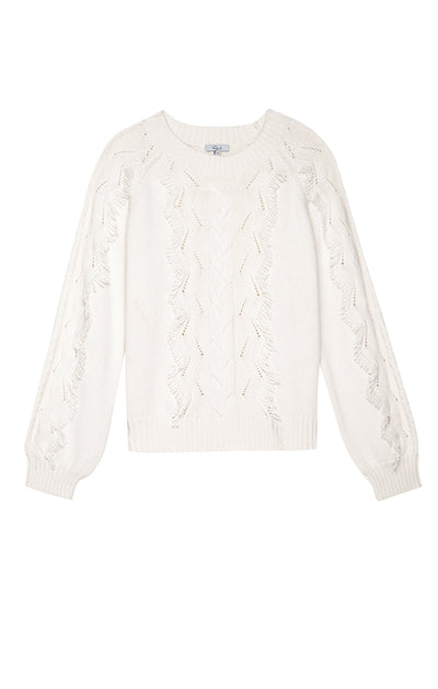 Rails Francis Sweater in Ivory