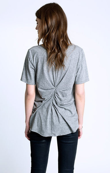 Sol Angeles Le Sol Rouge Back Tee - Estilo Boutique
