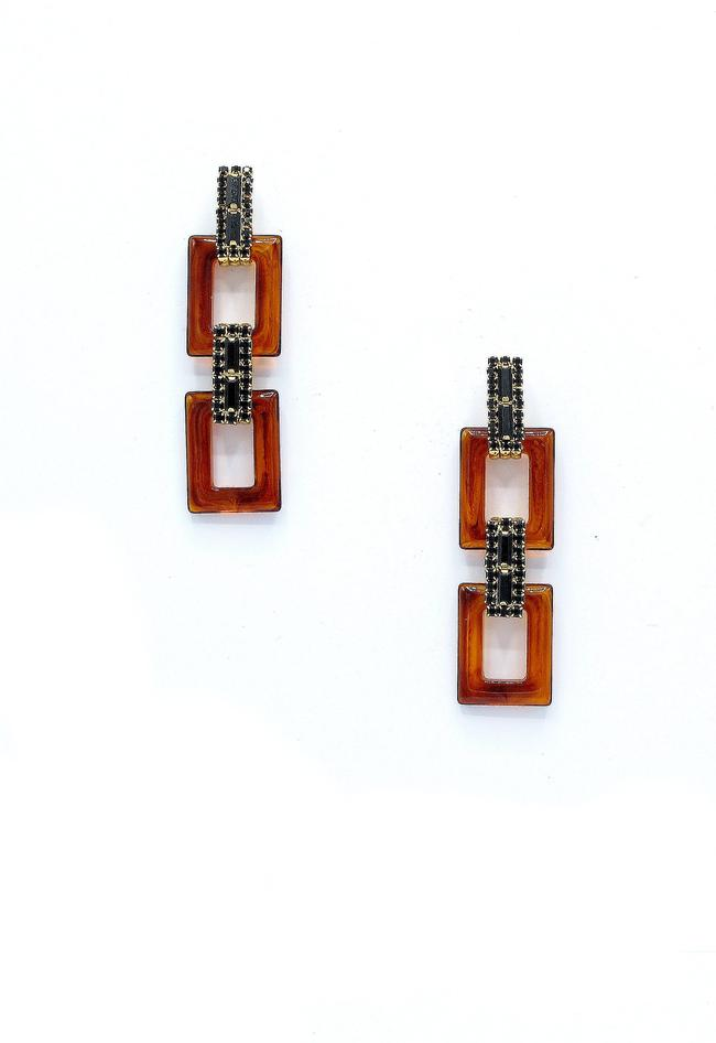 Elizabeth Cole Geraldine Earrings