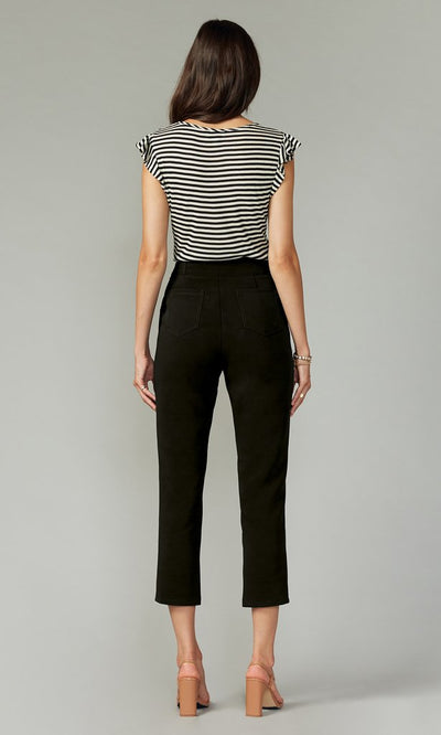Greylin Lerraine Slim Button Front Pants