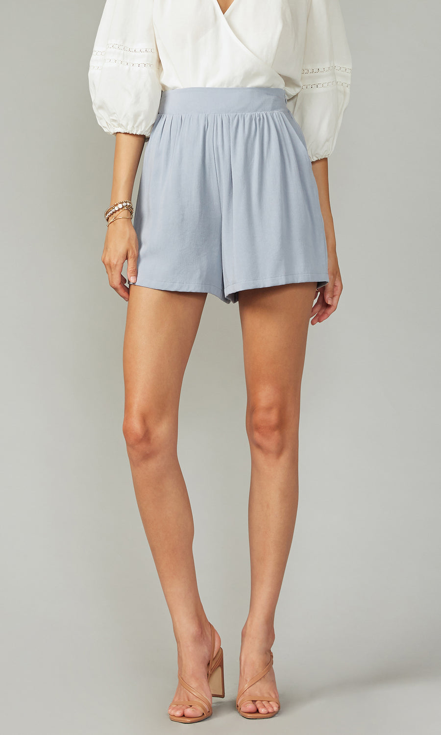 Greylin Virginia Shorts in Coastal Blue