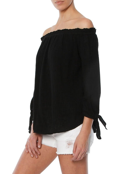 Generation Love Cynthia Off Shoulder Top