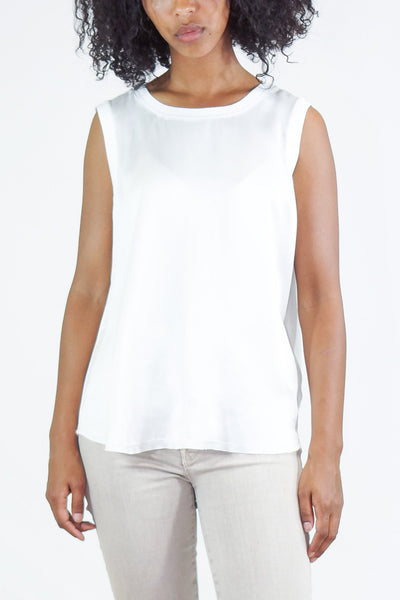 Go Silk Totally Biased Top