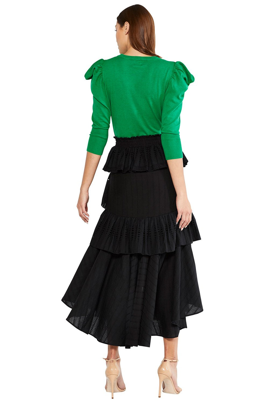 Misa Guthrie Sweater in Green