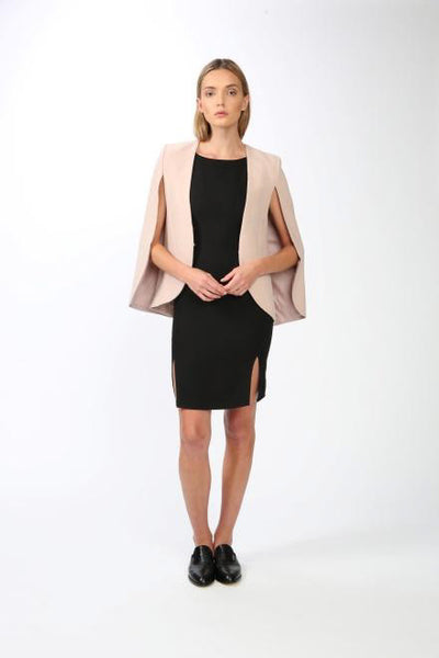 Blaque Label Cape Jacket - Estilo Boutique
