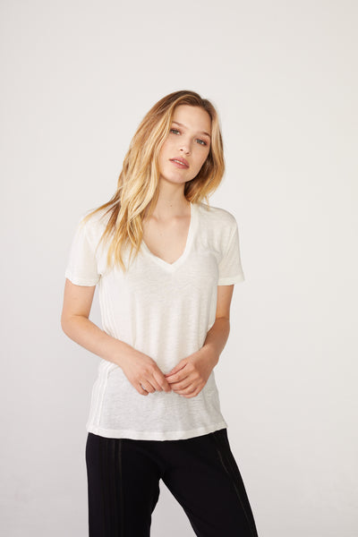 Monrow Relaxed V Tee