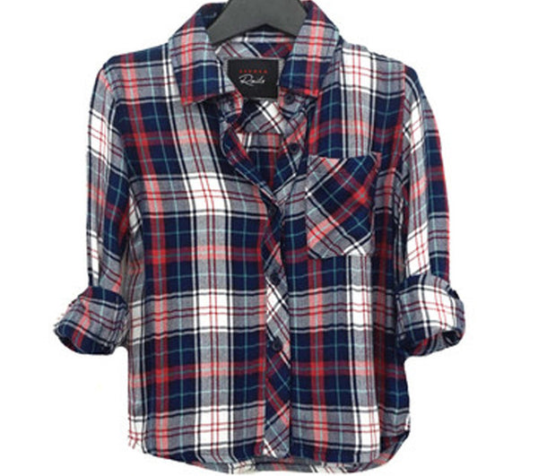 Little Rails Hudson Shirt - Estilo Boutique