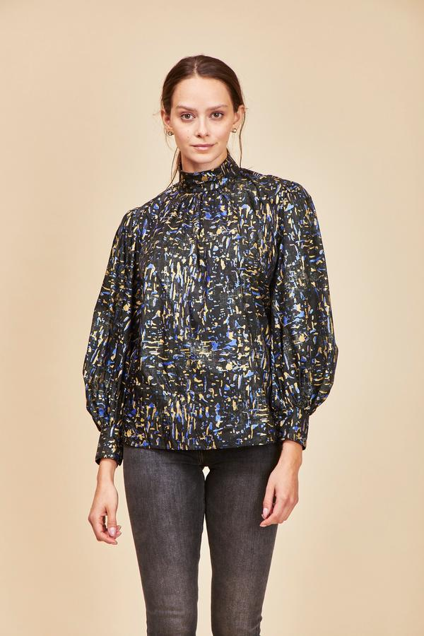 Hunter Bell Lovett Blouse