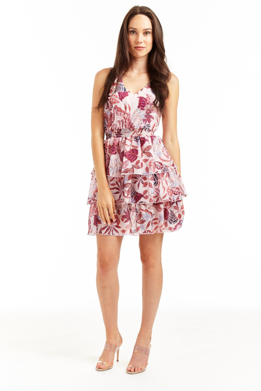 Drew Freda Ruffled Dress