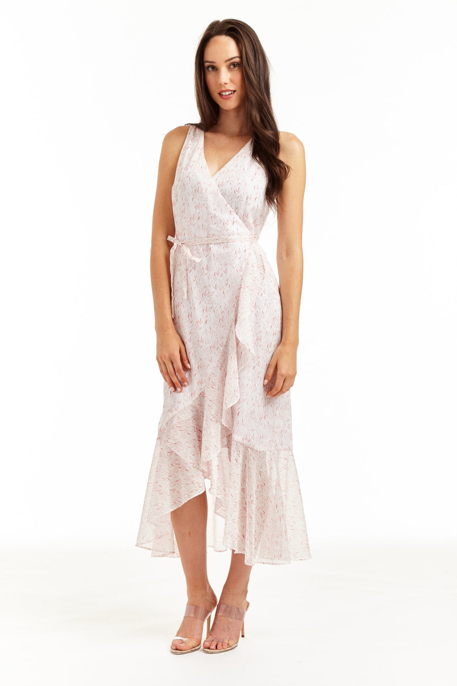 Drew Charolette Maxi Wrap Dress