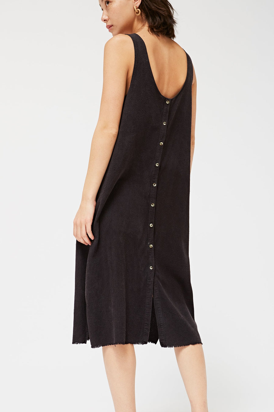 Lacausa Reversible Dress in Tar
