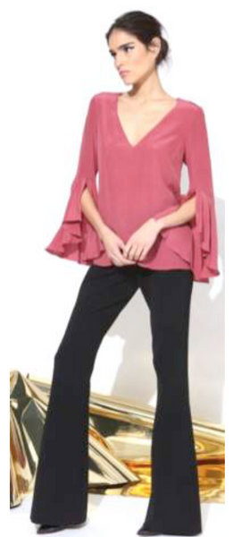 Jay Godfrey Aurora Top - Estilo Boutique