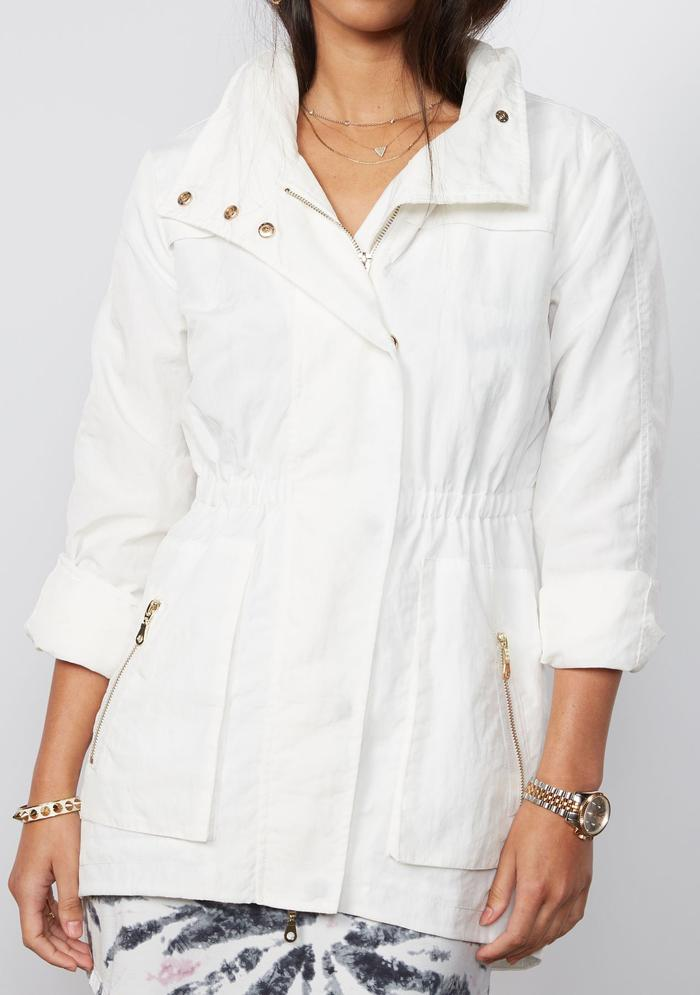 Tart Cory Jacket in White