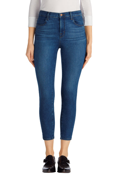 J Brand Alana High Rise Crop in Connection
