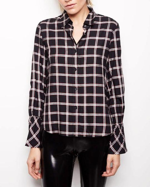 Generation Love Jamie Button Down Top