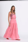 Karina Grimaldi Zoe Maxi Dress