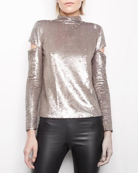 Generation Love Katrina Sequin Top