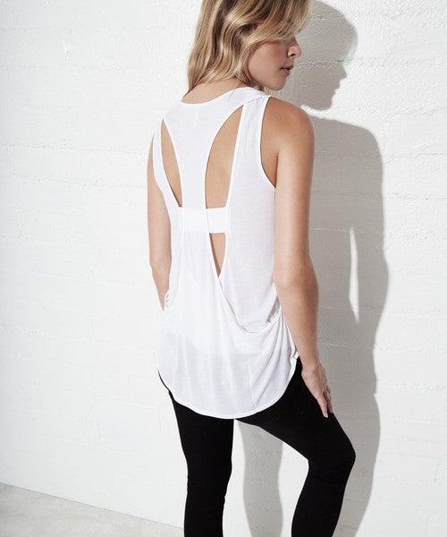 Lanston Cutout Back Tank - Estilo Boutique
