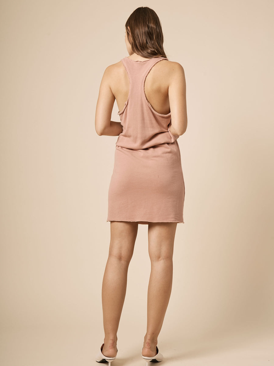 Lanston Racer Mini Dress