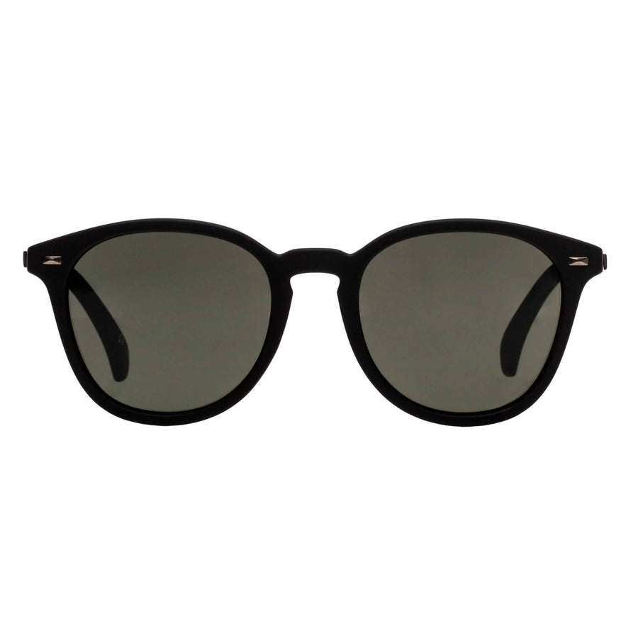 Le Specs Bandwagon Sunglasses in Black