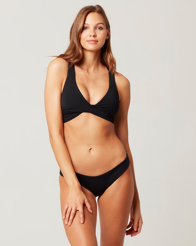 L Space Sandy Bottoms in Black