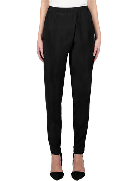 Luxe Deluxe Wrap Leg Pant