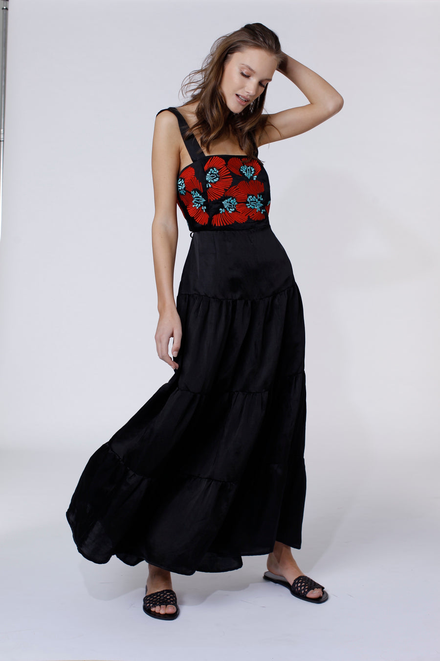 Karina Grimaldi Vale Maxi Dress