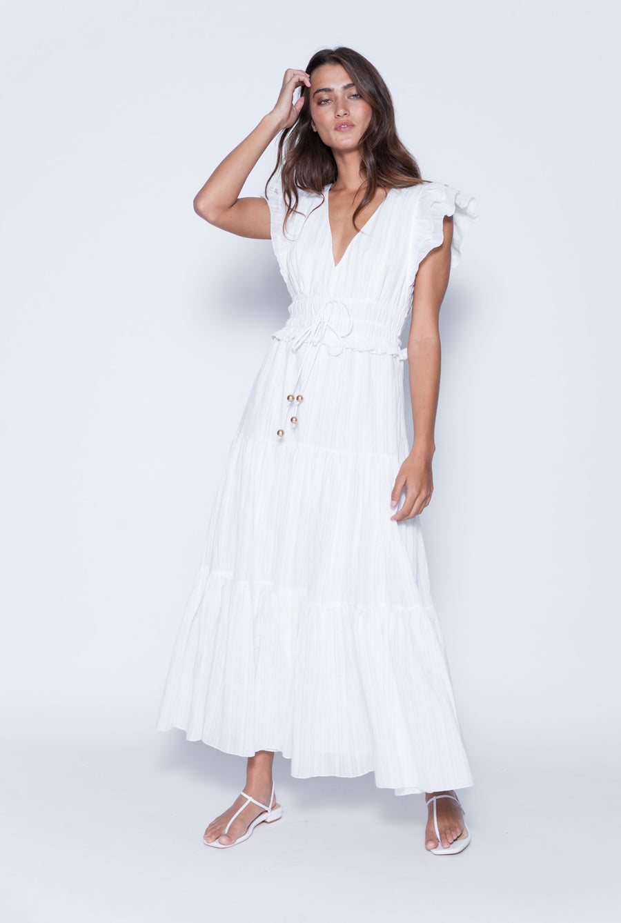 Karina Grimaldi Karla Maxi Dress