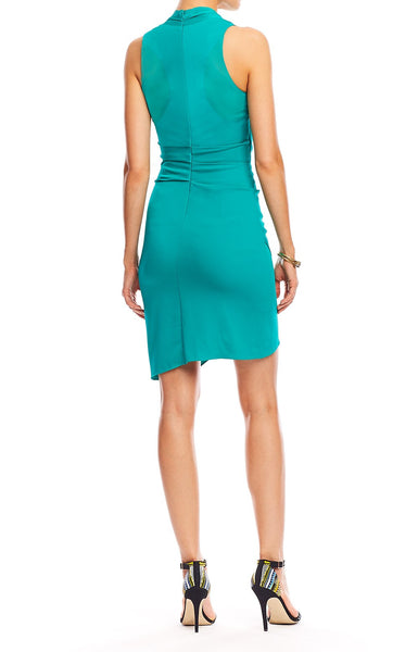 Nicole Miller Stefanie Crepe Dress