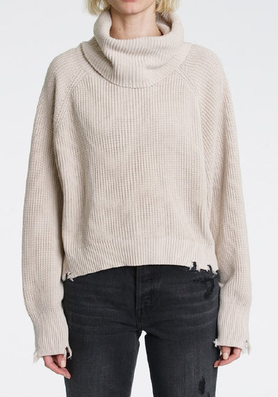 Pistola Hadley Turtleneck in Dove