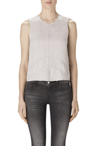 J Brand Daia Top in Pavement