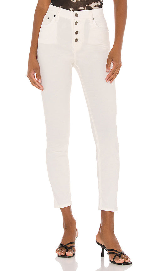 Pistola Aline High Rise Skinny in Wishful Courduroy