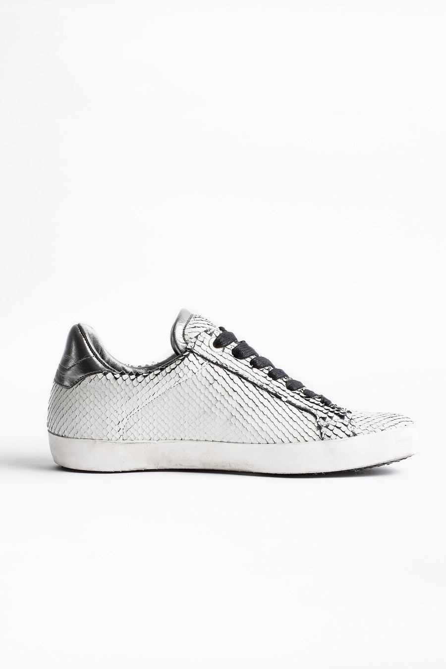 Zadig & Voltaire Neo Keith Flash Sneakers