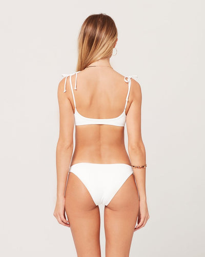 L Space Camacho Bottoms in White