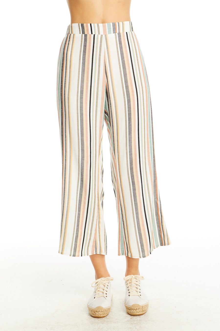 Saltwater Luxe Pull on Crop Pants